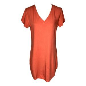 Anthro Cloth & Stone Casual T Shirt Dress Small